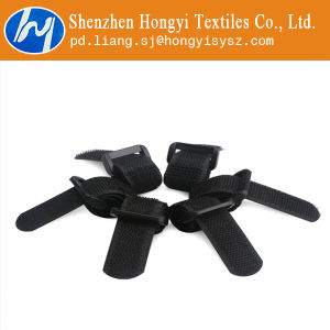 Adjustable Fastener Hook and Loop Cable Ties pictures & photos