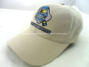 6 Panel Embroidered Fashion Fitted Cap Custom pictures & photos