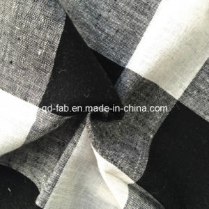 Linen/Cotton Yarn Dyed Fabric (QF13-0760) pictures & photos