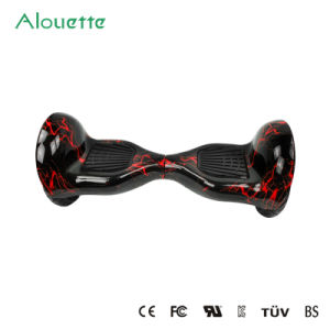 Hot Sale! ! ! 2016 Christmas Gift! 10 Inch Graffiti Two Wheel Smart Balance Wheel Electric Scooter Hoverboard