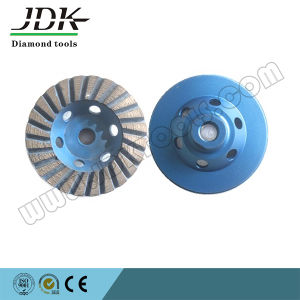 Pneumatic Powder Tool Turbo Diamond Wheel Cup pictures & photos