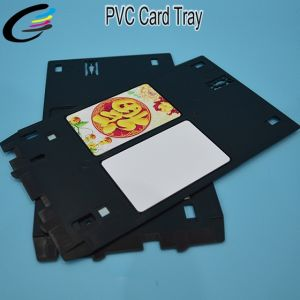Inkjet Printer PVC Card Tray for Canon Mg5220 5240 5250 6120 6140 6150 8120 8140 8150 Printer pictures & photos