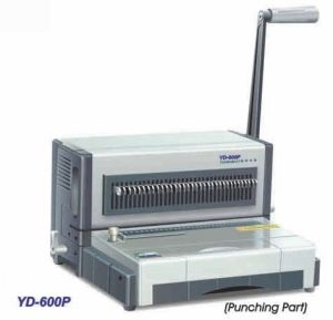 Multifunction Binding Machine (YD-600P) pictures & photos