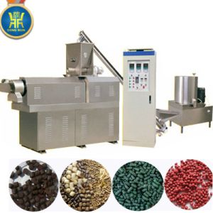 Full-Automatic Floating Fish Food Making Machine pictures & photos