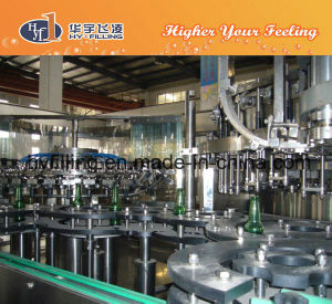 Glass Bottle CSD Filling Machine pictures & photos