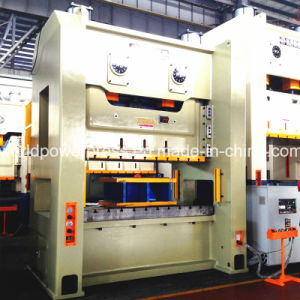 Straight Type Metal Press with Two Crankshaft and Big Table pictures & photos