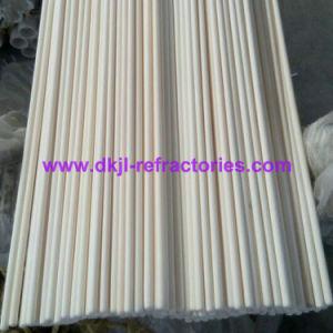 High Alumina Ceramic Tube 99 Al2O3 Ceramic Pipe pictures & photos