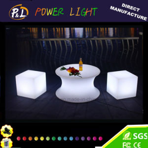 LED Cube Furniture Illuminated LED Cube Chair pictures & photos