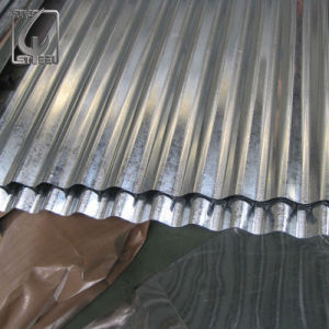 SGCC Z60 Full Hard Galvanized Corrugated Roofing Sheet for Building pictures & photos
