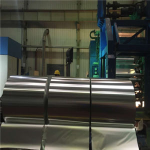 Heat Resistant Aluminium Foil for Container Food Used pictures & photos