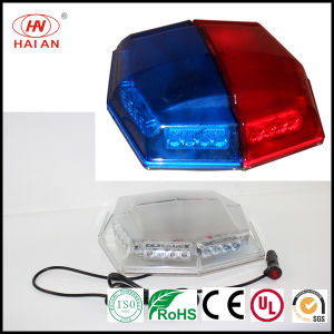 Emergency Car Traffic Alarm Beacon Light Fire Truck/Ambulance/Police Car Top Roof LED Flashing Signal Beacon pictures & photos