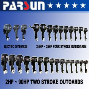 75HP 2-Stroke Outboard Engine pictures & photos