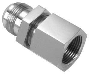 Precision OEM Custom Male and Female Threaded Hydraulic Swivel Adapter pictures & photos