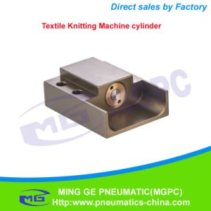 Knitting Machine Parts Pneumatic Cylinder for Socks Knitting Machine (8001) pictures & photos