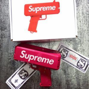 New Supreme Cash Cannon Money Gun Super Gun for Party pictures & photos