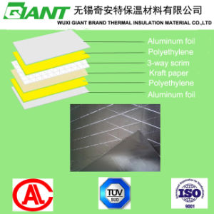 Composite Panel Double-Sided Reflective Aluminum Foil Insulation for Floor pictures & photos