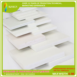 25mm Paper Foam Board, Colorful Foam Board for Digital Printing pictures & photos