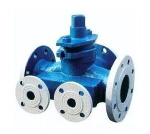 Jacketed Three-Way Plug Valve (GABX44F) pictures & photos