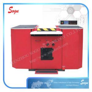 PLC Band Knife Splitting Machine Sogu Xb0043 pictures & photos