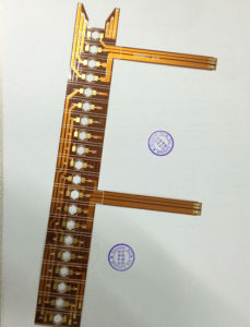 Double Side Longth 382mm Flex PCB/ FPC Without Visual Twist pictures & photos