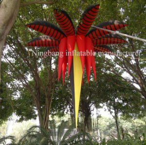 Hanging Inflatable Flowers for Party Decoration