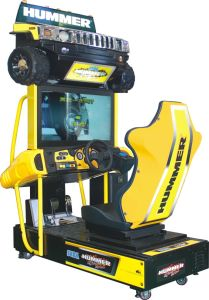 Popular Amusement Equipment Hummer Racing Machine (MT-1004) pictures & photos
