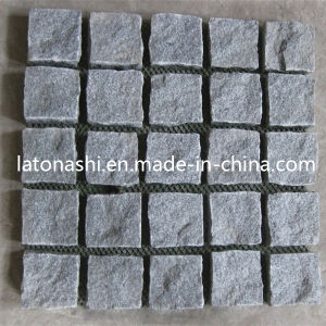 Natural Granite Cobble Paving Stone for Walkway, Road, Landscape, Driveway pictures & photos