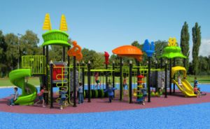 New Design Manufacturer for Children Kids Outdoor/Indoor Playground Big Slides for Sale Sports Series New Models 2016 pictures & photos