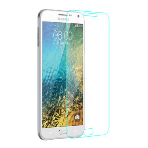 2.5D Clear Mobile Phone Accessories Screen Protector for Samsung Galaxy E5