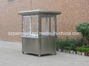 Quick Installation Outdoor Mobile Prefabricated/Prefab Guard House for Hot Sale pictures & photos