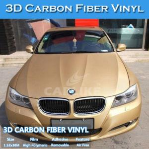 Car Color Change Sticker 3D Carbon Fiber Film Car Vinyl