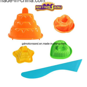 Ice Cream Kinetic Sand Moulds