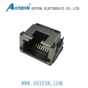 RJ45 8p8c Connectors H=4.1mm pictures & photos