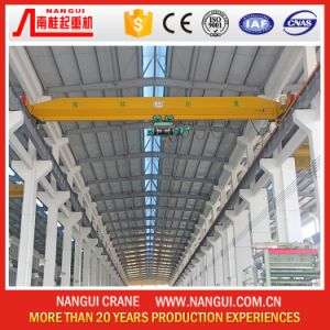 Europe Type Single Girder Electric Bridge Hoist Crane