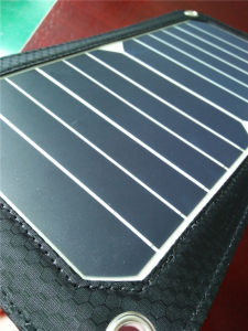 22% Tranfer Efficiance Solar Panel 6W with Ce, RoHS Certificate pictures & photos