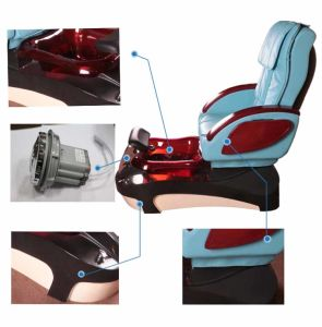 Massage Manicure Pedicure Chair (B501-51-D) pictures & photos