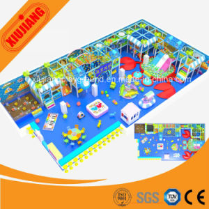 Entertainment Indoor Playground Equipment Indoor Play Structure pictures & photos