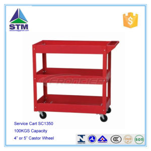 3 Layers High Quality Service Cart