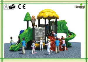 Small Outdoor Playground/Mini Green Tree Style Outdoor Playgrounds for Kindergarten and Community Park Equipment for Amusement Park pictures & photos