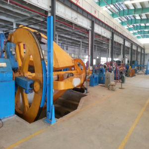 Cable Machine for Insulated Wire and Big Power Cable pictures & photos