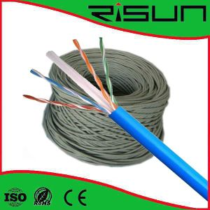 Best Quality Waterproof Black LAN Cable Outdoor CAT6 pictures & photos