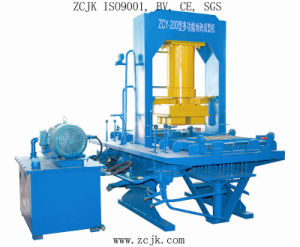 Zcjk200 Multiple-Purpose Hydraulic Paving Block Making Machnie pictures & photos