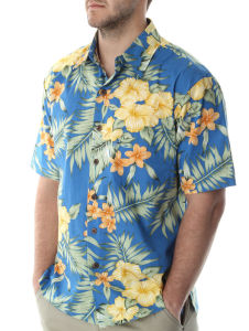 Men Short Sleeve Printed Beach Shirts pictures & photos