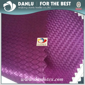 250d Rhombic Oxford/Tent Fabric for Bags pictures & photos