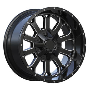 Multi Milling Windows Thick Lip Alloy Wheels pictures & photos