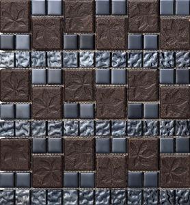 Ceramic & Metal Mosaic (MZ3024) pictures & photos