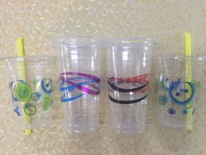 Plastic Cup for Cold Beverage pictures & photos