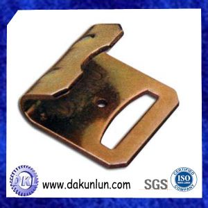 Metal Car Spare Part, Fule Bracket