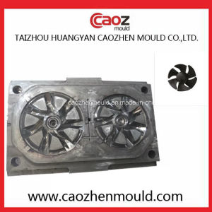 High Quality Plastic Injection Fan Cover Mold pictures & photos