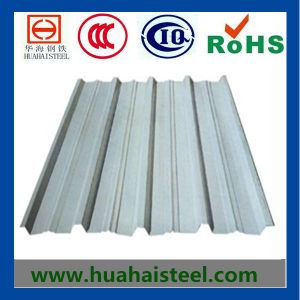 Corrugated Galvanized Roofing Steel Sheets (DC01) pictures & photos